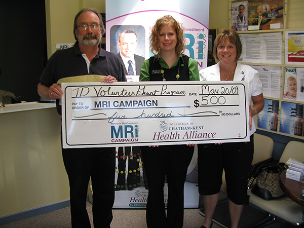 TD Volunteer Grant Program_KellyJones2_MRI_20MA09