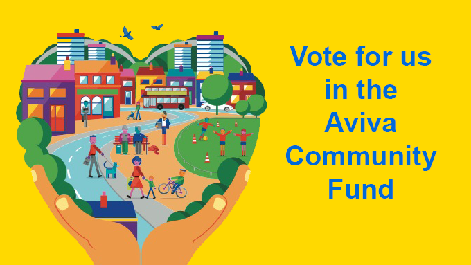 You + 1 Vote = $100,000 For Our Foundation!