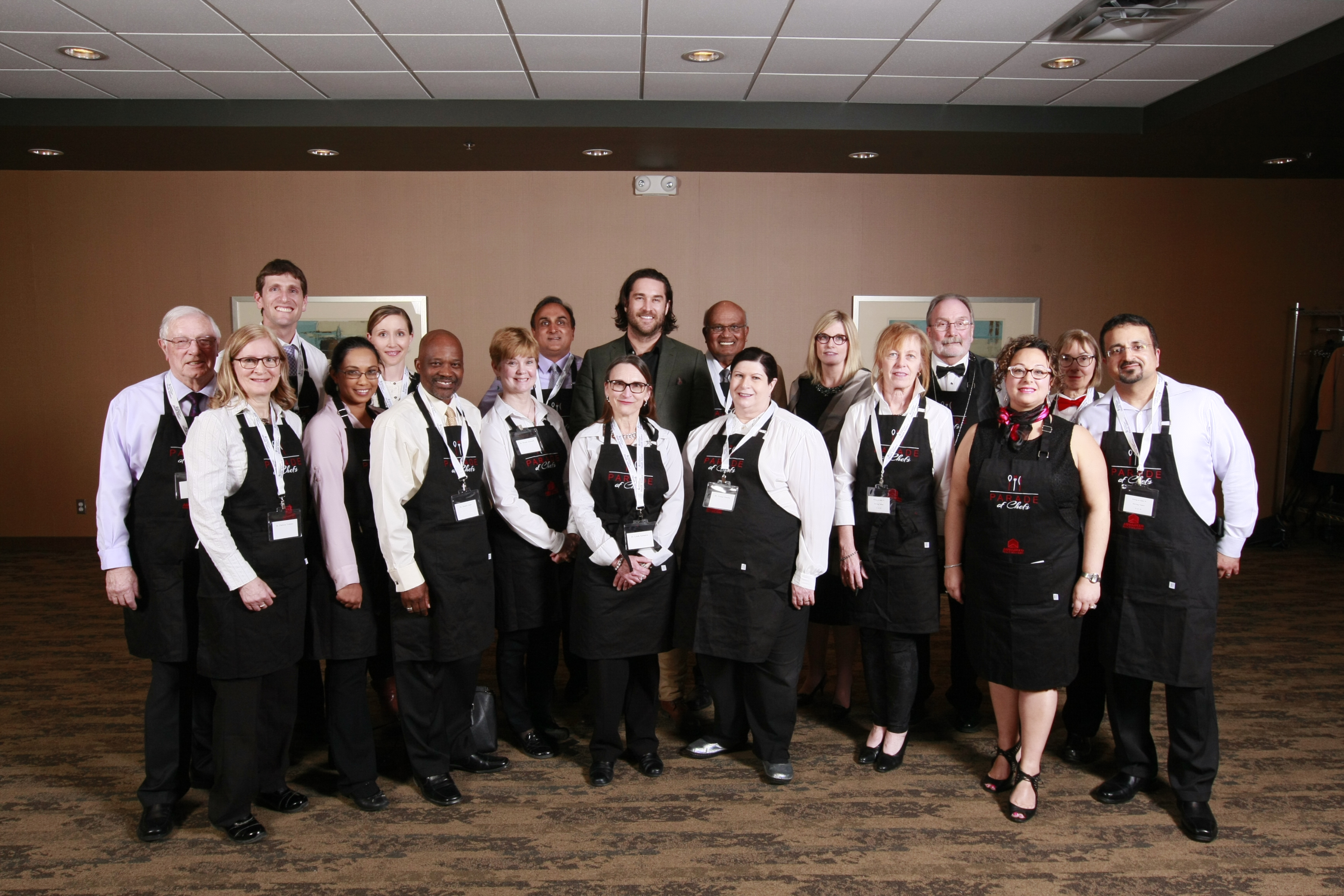 Parade of Chefs Raises Record $62,600 for Campaign